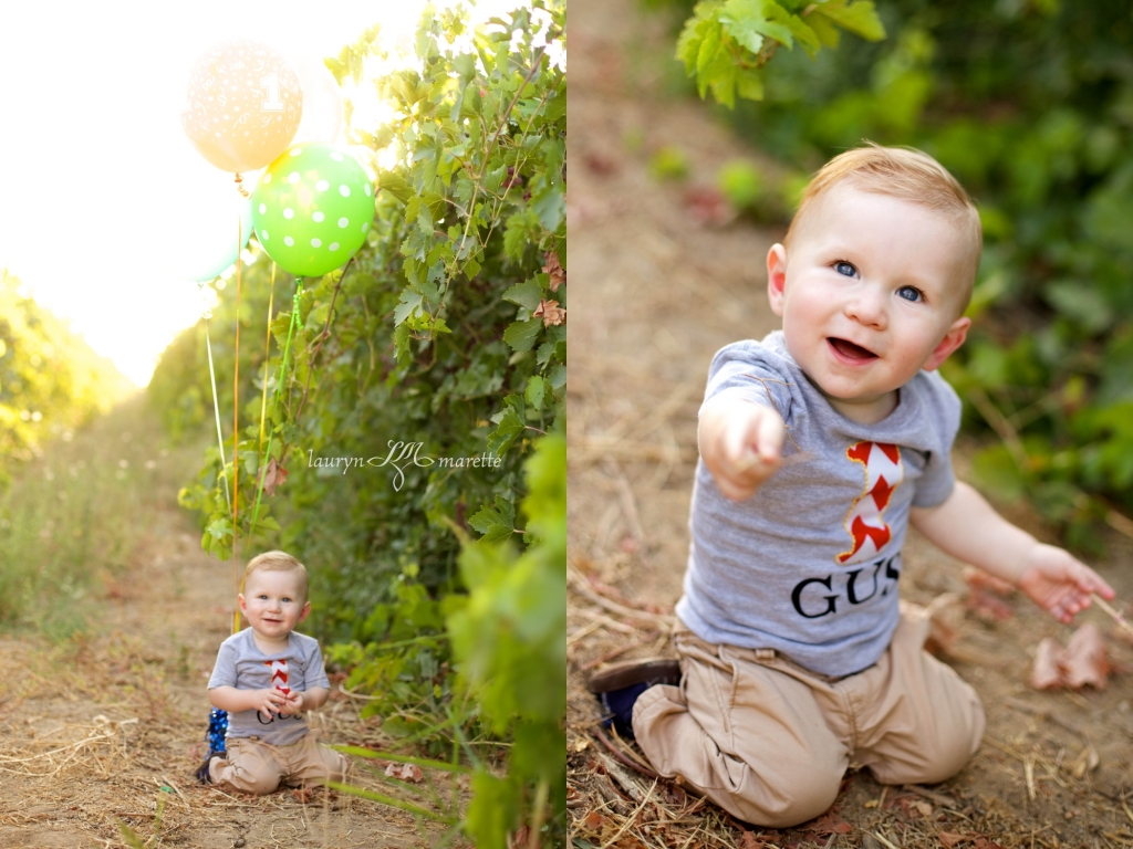 GusWhisnandCakeSmashBlog 0005 1024x768 Gus is One! | Bakersfield Cake Smash Session