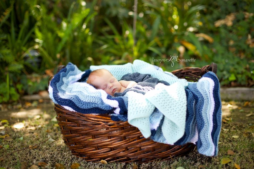 XanderNewbornBlog 0011 1024x682 Xander | Bakersfield Newborn Photographer