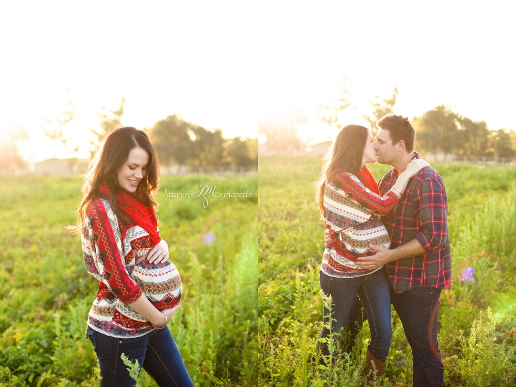 BrownMaternity 0006 1024x768 Dan and Linsey | Bakersfield Maternity Photographer